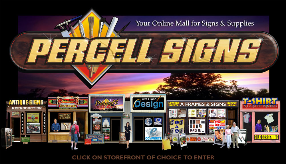 Percell Signs Image Map